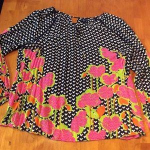 Women's blouse top